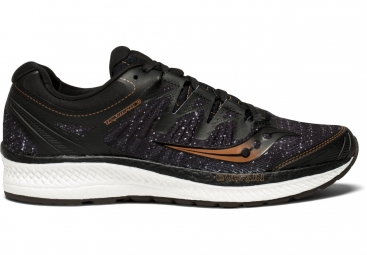 SAUCONY Triumph Iso 4 Womens' Running Shoes Black