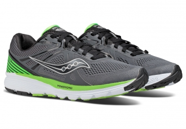 SAUCONY Swerve Running Shoes GreenGrey