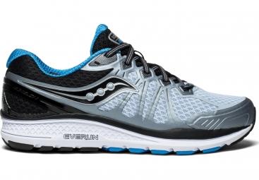 Chaussures running saucony echelon 6 bleu clair noir 42 1 2