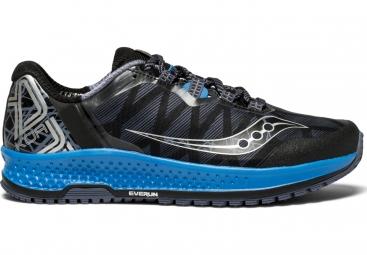 Chaussures running saucony koa tr noir bleu 41