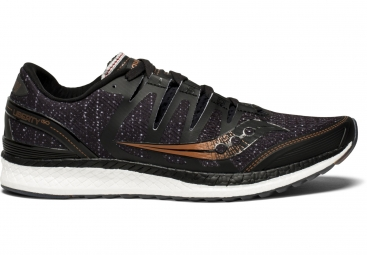 Chaussures running saucony liberty iso noir 43