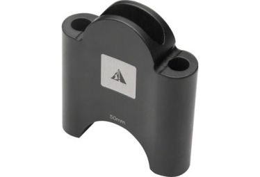 PROFILE DESIGN Aerobar Bracket Riser 50mm - Vendu par 2