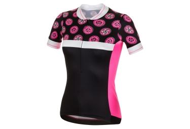 ZERO RH Preppy Women's Short Sleeves Jersey Black Pink