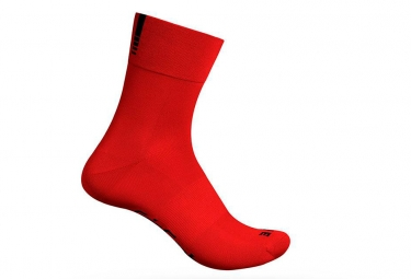 Chaussettes gripgrab lightweight sl rouge s