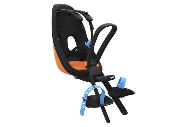 Porte bebe avant thule yepp nexxt mini orange noir