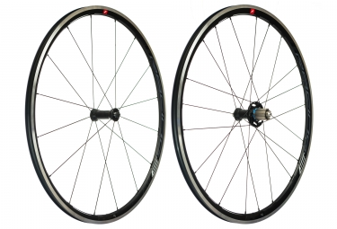 Paire de roues fulcrum racing 3 9x100 9x130mm corps campagnolo 2018