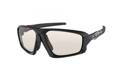 Paire de lunettes oakley field jacket matte black photochromique