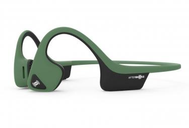 Casque Bluetooth Aftershokz Trekz Air Vert