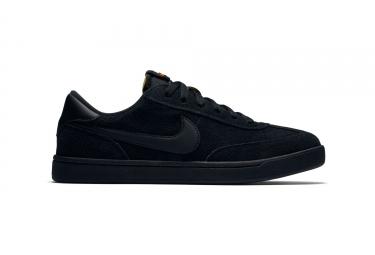 Zapatillas clásicas Nike SB FC negras / negras