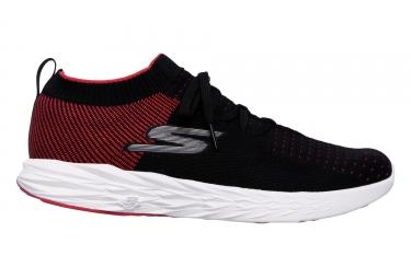 Skechers go run ride 6 noir rouge 45