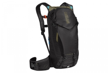 CAMELBACK KUDU Protector 10 Backpack Black Green
