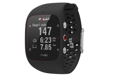 Polar M430 GPS Watch Black
