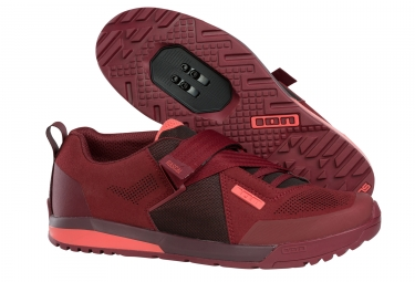 Paire de chaussures ion rascal rouge 44