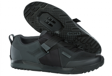 ION Rascal MTB Shoes Black