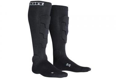 Paire de Chaussettes de Protection ION BD 2.0 Noir