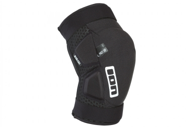 ION K-Pact Zip Knee Pads Black