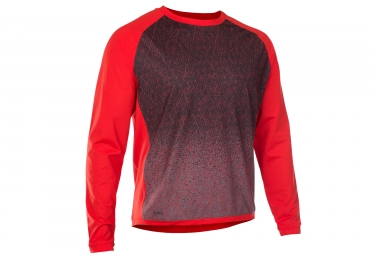 Maillot manches longues ion traze amp rouge l
