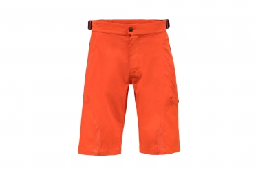 Mondraker Short Orange (With Liner)