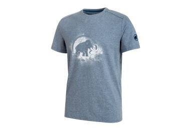 Camiseta Mammut Trovat gris