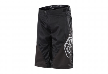 short enfant troy lee designs sprint solid noir 20
