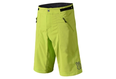 Troy Lee Designs Skyline Air Solid Shorts with liner Yellow