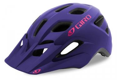 casque femme giro verce violet 50 57 cm