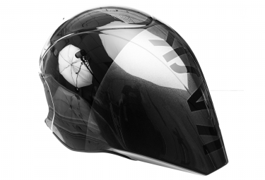 Casque Aero Kask Mistral Noir Gris