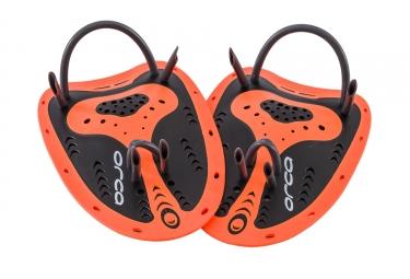 Paddle Orca Flexi Fit Orange Noir