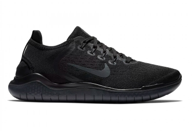 Nike Shoes Free RN 2018 Black Women