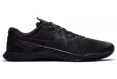 Chaussures de cross training nike metcon 4 noir homme 45