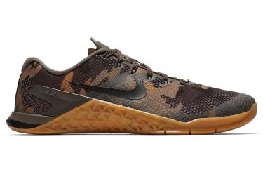 chaussures de cross training nike metcon 4 camo homme 44