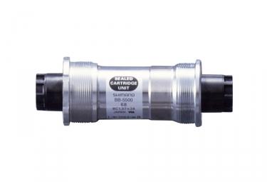 boitier de pedalier shimano bb 5500 octalink bsa 68mm 118