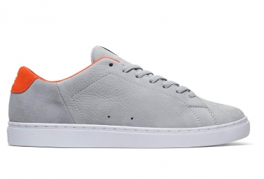 Chaussures lifestyle dc shoes reprieve se gris orange 41