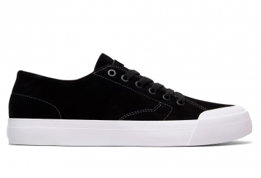 Chaussures lifestyle dc shoes evan lo zero s noir blanc 42 1 2