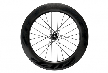 roue arriere zipp 808 carbon tubeless disc 9 12x142mm corps xdr stickers noir