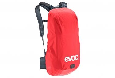 Housse de sac evoc 25 45l taille l rouge