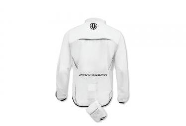 Mondraker Windshield Jacket Blanco