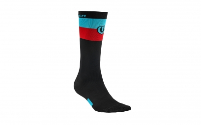 Mondraker Factory  Socks  - Bleu / Rouge