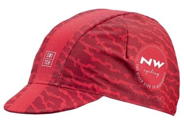 Northwave Rough Line Cap Red