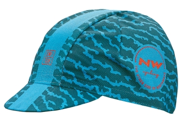 Northwave Rough Line Cap Blue