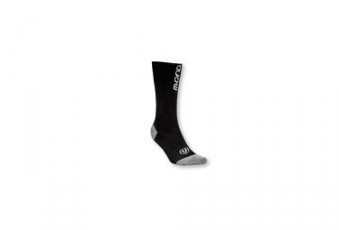 Chaussettes hautes mondraker noir blanc 39 42