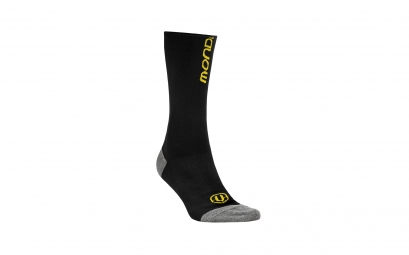 Mondraker High Socks Black / Yellow