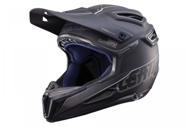 Casque leatt dbx 6 0 carbone noir l 59 60 cm