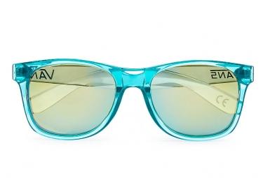 lunettes de soleil vans spicoli 4 aquarelle bleu