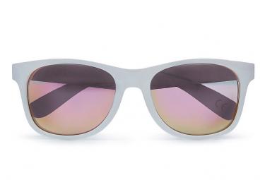 lunettes de soleil vans spicoli 4 blanc violet