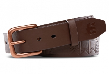 Etnies Belt Srixx Brown