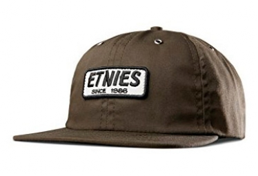 Image of Casquette etnies seager strapback olive