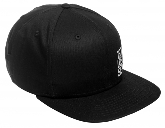 Casquette TROY LEE DESIGNS Lockup Noir