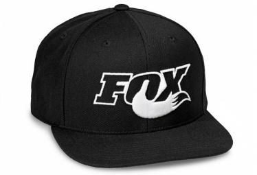 Casquette fox racing shox boldy low pro flexfit noir s m