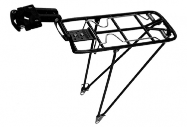 Pletscher Rear Rack Quick Rack 4B Black